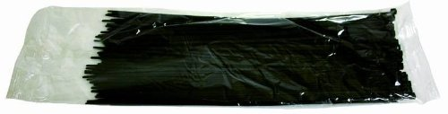 VS-ELECTRONIC - 511350 Kabelbinder, 75 mm Länge x 2.2 mm Breite, Schwarz (100-er Pack) 000-001-0100S