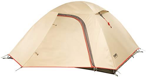 CAMPZ Toscana XW 2P Zelt beige/Grey 2020 Camping-Zelt