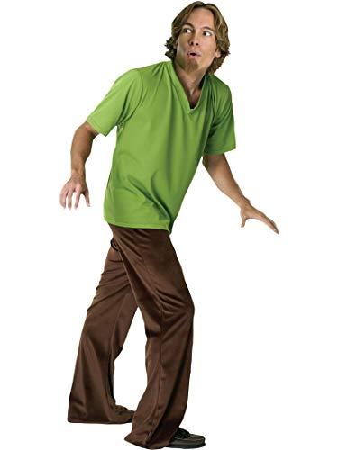 Rubie's Shaggy - Scooby DOO - erwachsenes Abendkleid-Kostüm