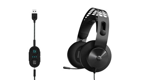 Audífonos de Sonido Envolvente para Juegos Lenovo Legion H500 Pro 7.1
