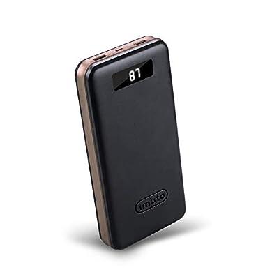 Portable Power Bank 27000mAh imuto 45W PD USB C...