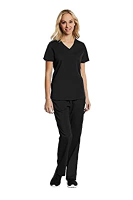 Elements Women's Scrub Set EL9925 | Four Way Stretch | Perfect for Medical, Dental, Veterinary and O.R.
