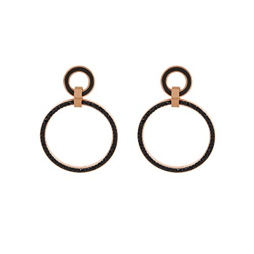 Parfois - Pendiente Stainless Steel Rose Gold - Mujeres - Tallas Única - Multicor Escura