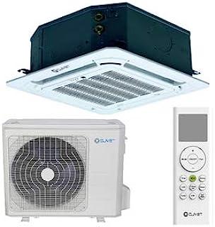 Aire acondicionado caja 4 VIE CLIVET 12.000 BTU para sistemas Light Commercial Inverter Gas R32: Amazon.es: Hogar