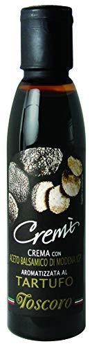 TOSCORO Crème de Vinaigre Balsamique Truffe 200 g