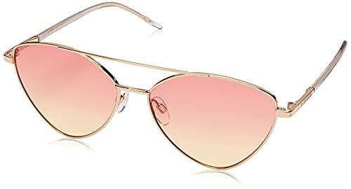 Moschino occhiale da sole MOL024/S C9A/TX Rosso rosa taglia 57 mm Donna