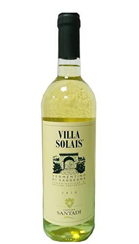 VILLA SOLAIS - VERMENTINO DI SARDEGNA DOC (BOTTIGLIA 75 CL)