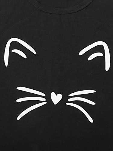 Cat face t shirts _image2
