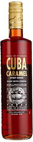 Cuba Caramel Vodka mit 30% vol (1 x 0.7 l)