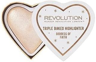 Best makeup revolution blushing hearts highlighter goddess of faith Reviews