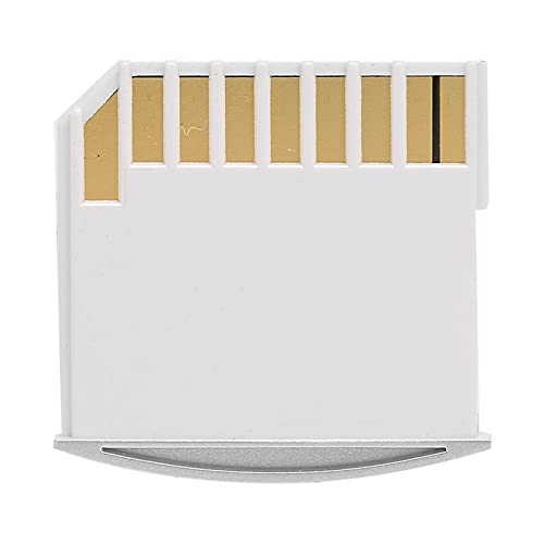 Tarjeta de Memoria Secure Digital, convertidor de Interfaz Chapado en Oro de 64 GB, Nueva Tarjeta de Memoria de transmisión de Alta Velocidad de tamaño no estándar para Macbook