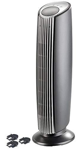 Sichler Haushaltsgeräte Luftionisierer: Luftreiniger mit Ionisator, UV, Filter, Gebläse & Aroma-Funktion, 13 W (Luftreiniger Viren)