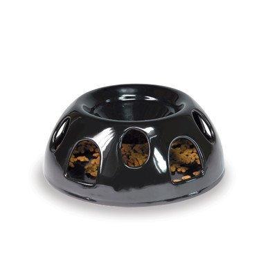 Pioneer Pet SmartCat Tiger Diner Cat Feeder (Black)