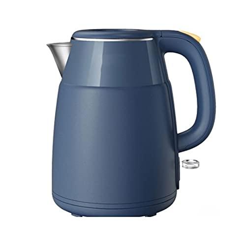 GYQYYGZ Hervidor eléctrico Hervidor eléctrico té café Olla Agua Inteligente Termo Samovar 1.5L 1500W Caldera de electrodomésticos de Cocina Tetera