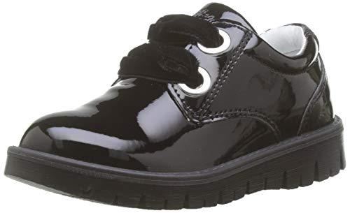 PRIMIGI Baby Mädchen PRO 43787 Sneaker, Schwarz (Nero 4378700), 26 EU