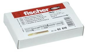 FISCHER Mörtelpatrone R M10 B 062619, Verpackungseinheit 4 Stück