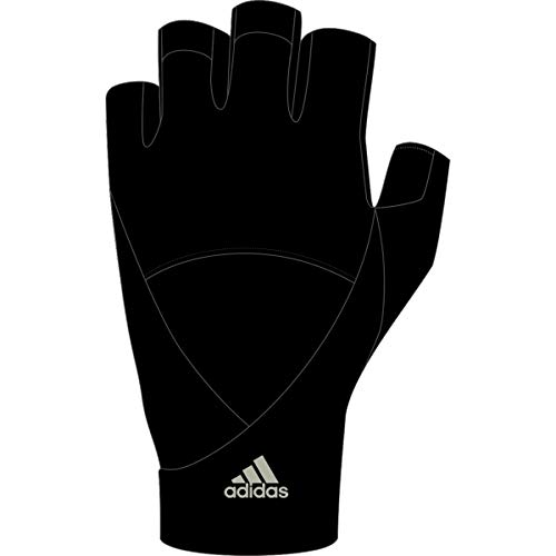 adidas 4ATHLTS Glove W Guantes, Mujeres, Negro/VERHAL (Multicolor), 2XS