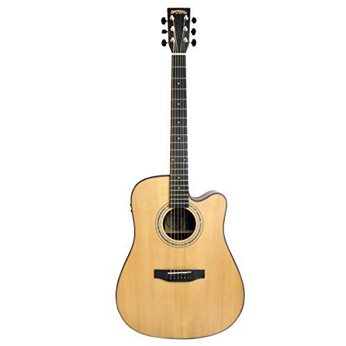 Santana-ST200CWPRESYS - Staaldraad gitaar