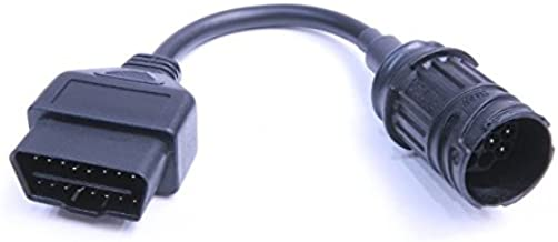 GS-911 Male Adaptor Cable for 2017-on models. (BMW Motorcycle)