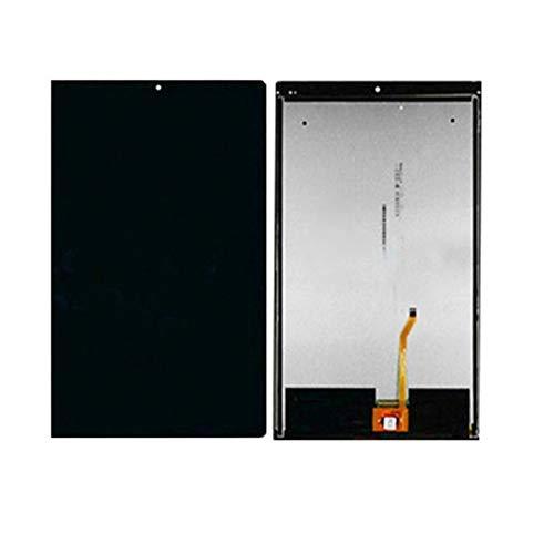 Kit de reemplazo de pantalla 10.1inch Negro pantalla LCD de pantalla táctil digitalizador Asamblea de cristal en forma for Lenovo Yoga Tab 3 Plus 10 YT-X703 YT-X703F YT-X703L kit de reparación de pant