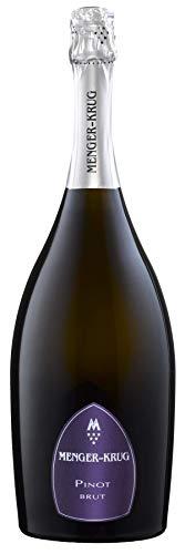 Menger Krug Sekt Pinot Brut Flaschengärung Magnum (1 x 1.5 l)