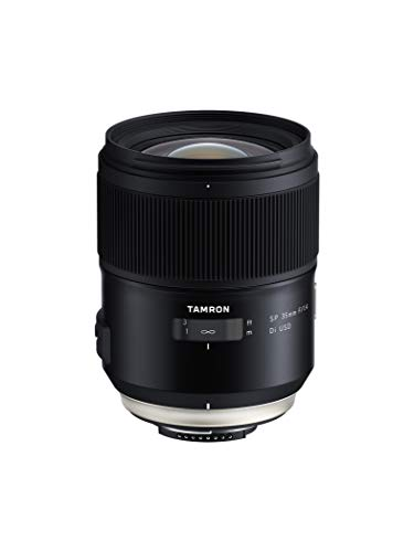 Tamron SP 35mm f/1.4 Di USD Lens for Nikon F