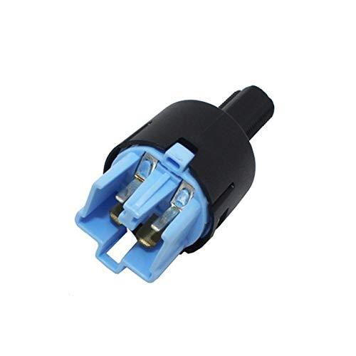 Interruptor de señal de Giro del Coche Interruptor de la lámpara de la Parada de Freno del Coche Compatible con Mitsubishi Lancer Montero Diamante Outlander 8614A183 El plastico (Color : Blue)