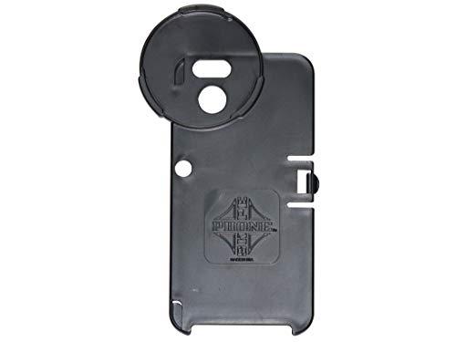 Phone Skope Smartphone Optics Digiscoping Case for Binoculars, Spotting Scopes, Telescopes, Microscopes, Monoculars and More (Galaxy S7 Edge)