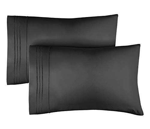 King Size Pillow Cases Set of 2