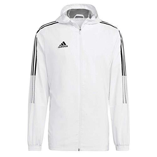 adidas GP4966 TIRO21 WB Jacket mens white L