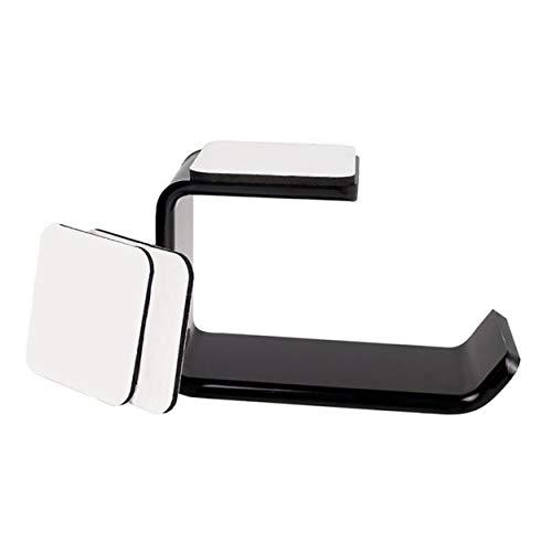 Tree-on-Life Auriculares Soporte para Auriculares Colgador Auriculares Pared/Escritorio Soporte de exhibición Soporte Colgador Auriculares para Juegos Mostrar Estante Negro