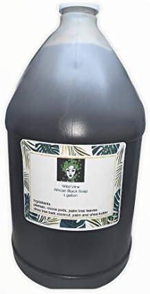 Wholesale Liquid African Black Soap product image