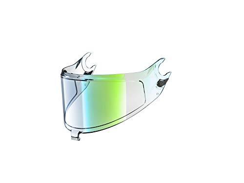 Shark - Pantalla para casco Spartan GT Light iridio homologada, color verde