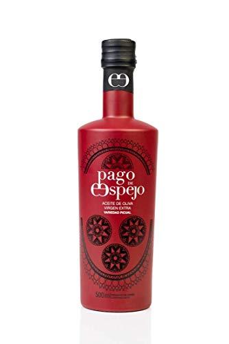 Aceite Oliva virgen Extra Gourmet de Jaén, 500ml. Pago de Espejo.