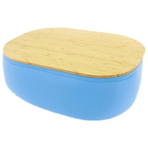 Tabla de computadora / Sofá Labvienta de Almohada / Escritorio / Tabla de té portátil multifunción / Azul-Mesa de té Azul Fresca