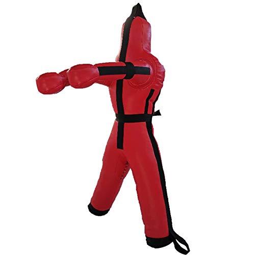 YZU Sac de Boxe rempli de Sport, Sac de Boxe Lourd, Sac de Boxe de Judo Non rempli, entraînement de Lutte, MMA Comprehensive Fighting Sparring, Mannequin d'entraînement de poinçonnage