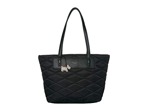 Radley London Charleston - Medium Zip Top Tote Black Size: One size