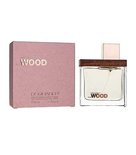 Dsquared2 She Wood Eau De Parfum Spray 50ml