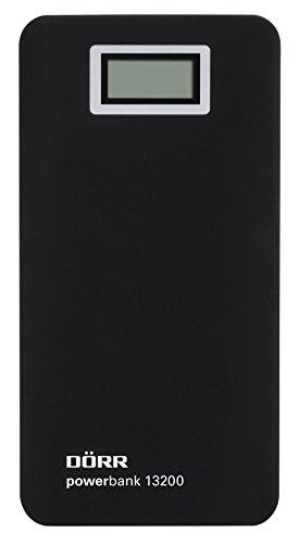 DÖRR Powerbank 13200mAh schwarz