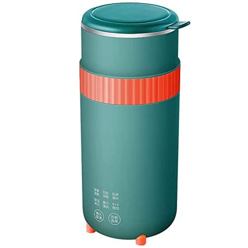 Automatyczny ekspres do mleka sojowego Mini maszyna do mleka sojowego, 15 minut Szybkie nagrzewanie Szybkie zerwanie Bezfiltrowe Bezfiltrowe Moczenie 8 + 2 godziny Spotkanie,