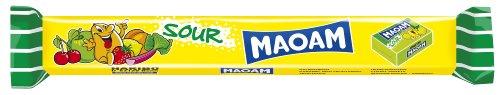 Maoam Mischpackung 5er Sour, 12er Pack (12 x 110 g)