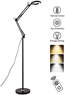 Luminescent 好品质 LED Floor Lamp Dimmable, 18W Energy Saving Standing Lamp for Living Room Eye-Care Desk Lamp and Tall Lamp ...