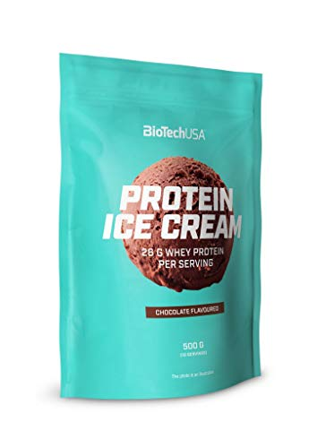 BioTechUSA Protein Ice Cream, Chocolate, 515 g