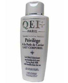 QEI Paris Privilege with Caviar Pearl Toning Body Milk