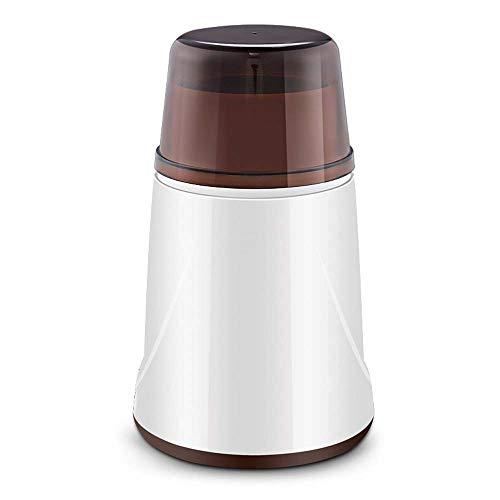 Máquinas de café Raxinbang Pequeño molinillo Granos domésticos Máquina de molienda de granos de café Máquina de polvo de medicina china Máquina exprimidora de alimentos Licuadora 128 * 128 * 200 mm