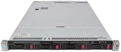 HP Proliant Latest item DL360 G9 4 Bays 3.5 E5-2603 Intel Xeon sale - Server 2X V