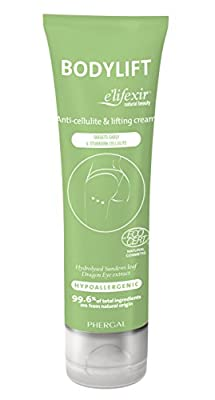 e'lifexir Natural Beauty Bodylift Anti-Cellulite and Lifting Cream from Laboratorios Phergal