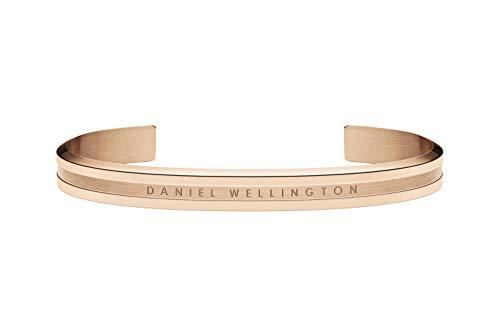 Daniel Wellington Acero Inoxidable bañado en Oro Rosa no aplicable