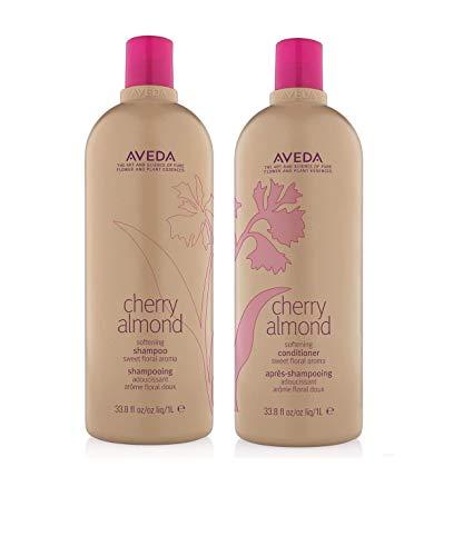 Aveda Cherry Almond Softening Shampoo amp Conditioner Duo 33oz