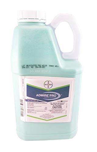 Admire Pro Systemic Imidacloprid 42.8% Insecticide 140oz Jug